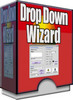Drop Down Wizard Menu Creator