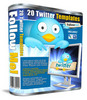 Thumbnail Twitter Templates - 20 Profile Background