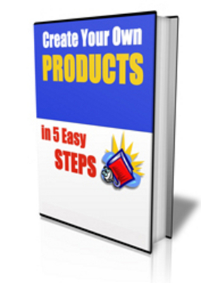 Product picture Create Your Own Products In 5 Easy Steps