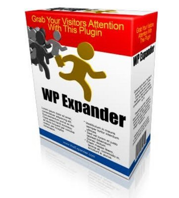 Product picture Word Press Expander Plugin