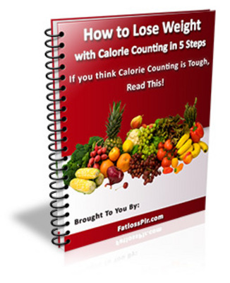 Product picture How To Lose Weight With Calorie Counting In 5 Steps