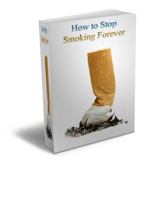 Product picture How To Stop Smoking Forever!
