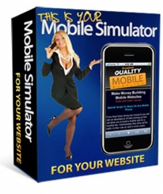 Product picture Your Mobile Simulator