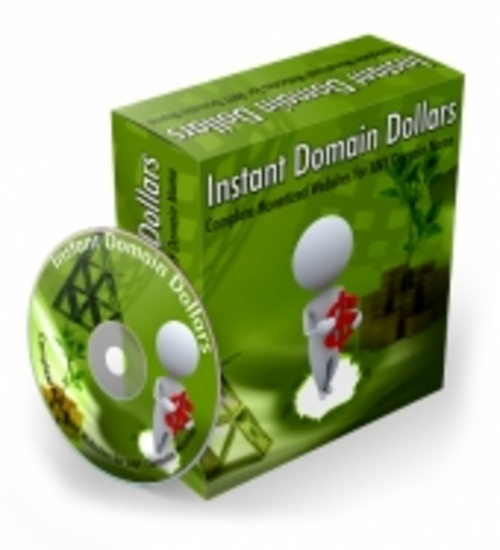Product picture Instant Domain Dollars Version 2.0 with MRR