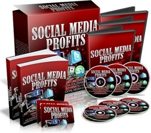 Product picture Social Media Profits - Mrr - Salespage